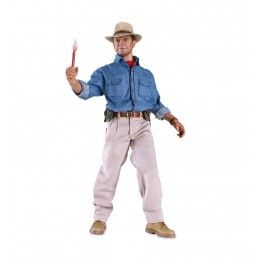 JURASSIC PARK - DR. ALAN GRANT ONESIXTH ACTION FIGURE CHRONICLE COLLECTIBLES