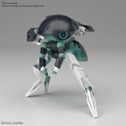 BANDAI HIGH GRADE HGBDR GUNDAM WODOM POD 1/144 MODEL KIT ACTION FIGURE