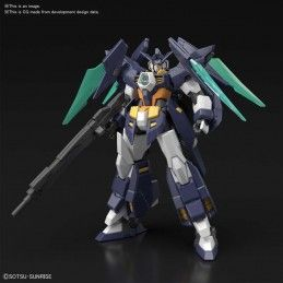 HIGH GRADE HGBDR GUNDAM TRY AGE MAGNUM 1/144 MODEL KIT ACTION FIGURE BANDAI
