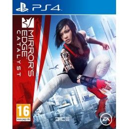 MIRROR'S EDGE CATALYST PS4 NUOVO