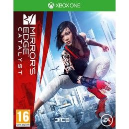 MIRROR'S EDGE CATALYST XBOX ONE NUOVO