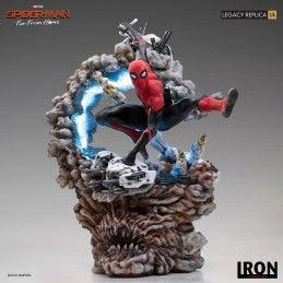 IRON STUDIOS SPIDER-MAN FAR FROM HOME - SPIDER-MAN LEGACY REPLICA 1/4 60 CM STATUE FIGURE