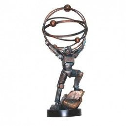 CHRONICLE COLLECTIBLES FALLOUT ATOMIC ATLAS STATUE 38CM FIGURE