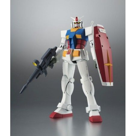 BANDAI BEST SELECT - GUNDAM RX-78-2 ANIME VERSION ACTION FIGURE