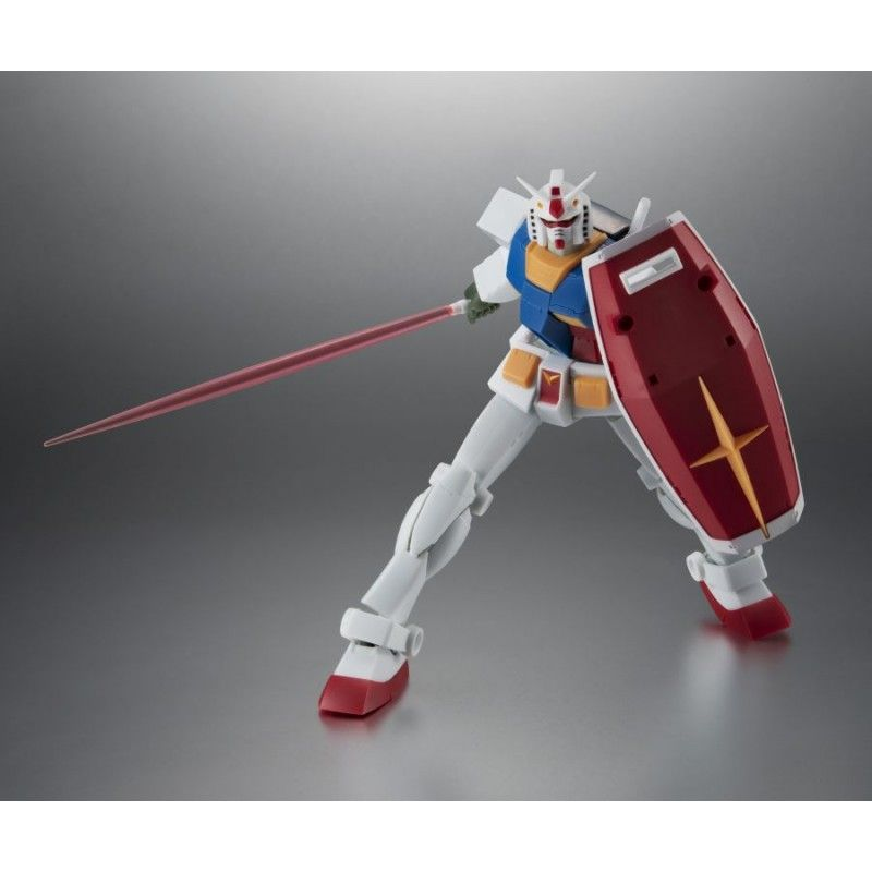 BANDAI BEST SELECT - GUNDAM RX-78-2 ANIME VERSION ACTION FIGURE BANDAI