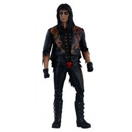 ALICE COOPER SIXTH SCALE ACTION FIGURE 30CM POP CULTURE SHOCK COLLECTIBLES