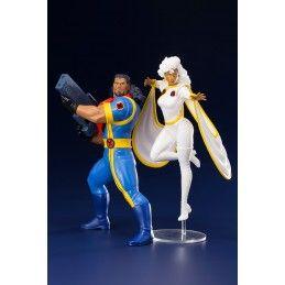 X-MEN 92 - BISHOP AND STORM 2-PACK ARTFX+ STATUE 20 CM FIGURE KOTOBUKIYA