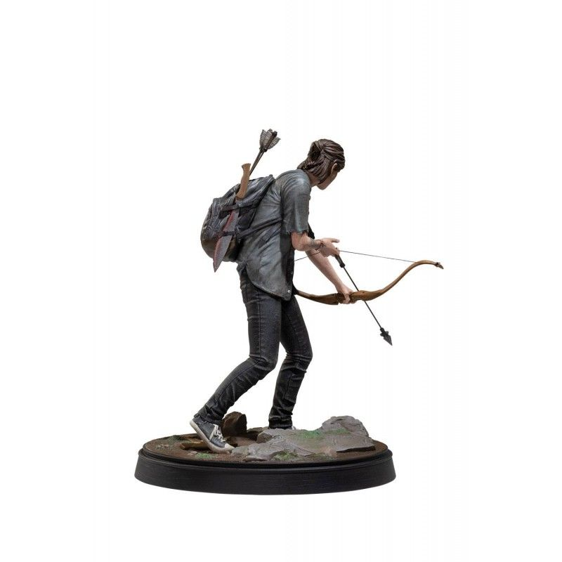 DARK HORSE THE LAST OF US PART II - ELLIE WITH BOW 20CM STATUE FIGURE