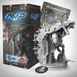 AVP THE HUNT BEGINS - ALIEN...