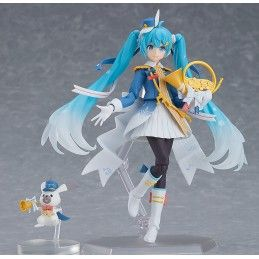 VOCALOID SNOW MIKU SNOW PARADE VER FIGMA ACTION FIGURE MAX FACTORY