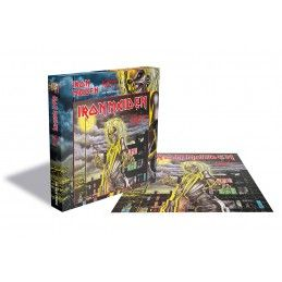 ZEE PRODUCTIONS IRON MAIDEN KILLERS 500 PIECES PEZZI JIGSAW PUZZLE 39X39 CM