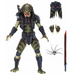 NECA PREDATOR 2 - ULTIMATE ARMOR LOST PREDATOR ACTION FIGURE