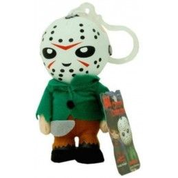 JASON VOORHEES FRIDAY VENERDI 13 PORTACHIAVI PELUCHE