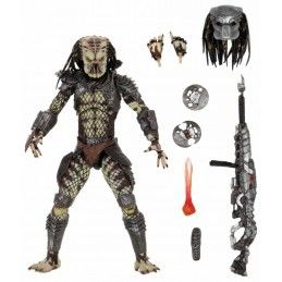 PREDATOR 2 - ULTIMATE SCOUT PREDATOR ACTION FIGURE NECA