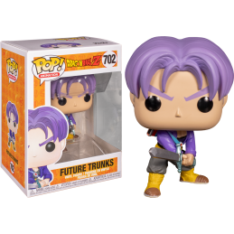 FUNKO POP! DRAGON BALL Z - TRUNKS BOBBLE HEAD KNOCKER FIGURE FUNKO