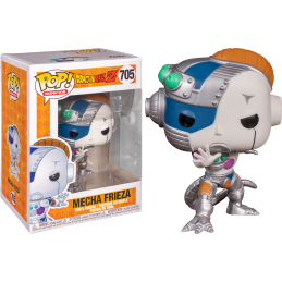 FUNKO POP! DRAGON BALL Z - MECHA FRIEZA FREEZER BOBBLE HEAD KNOCKER FIGURE FUNKO