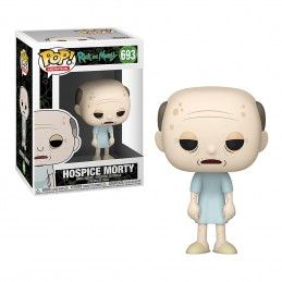 FUNKO POP! RICK AND MORTY - HOSPICE MORTY BOBBLE HEAD KNOCKER FIGURE FUNKO