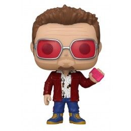 FUNKO POP! FIGHT CLUB - TYLER DURDEN BOBBLE HEAD KNOCKER FIGURE FUNKO