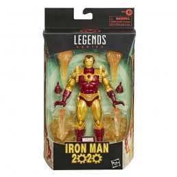 MARVEL LEGENDS IRON MAN 2020 ACTION FIGURE HASBRO