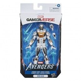 HASBRO MARVEL LEGENDS - IRON MAN STARBOOST ARMOR ACTION FIGURE