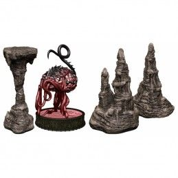 ICONS OF THE REALM THE ELDER BRAIN PREMIUM SET VOLO AND MORDENKAINEN'S FOES MINIATURE WIZKIDS