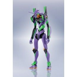 ROBOTS SPIRITS NEON GENESIS EVANGELION NEW THEATRICAL EVA 01 ACTION FIGURE BANDAI