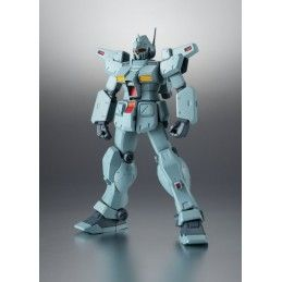 BANDAI THE ROBOT SPIRITS RGM-79N GM CUSTOM ANIME VERSION GUNDAM ACTION FIGURE