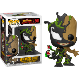 FUNKO FUNKO POP! - VENOMIZED GROOT BOBBLE HEAD KNOCKER FIGURE
