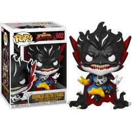 FUNKO FUNKO POP! - VENOMIZED DOCTOR STRANGE BOBBLE HEAD KNOCKER FIGURE