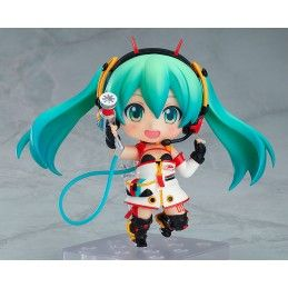HATSUNE MIKU GT PROJECT RACING MIKU NENDOROID ACTION FIGURE GOOD SMILE COMPANY