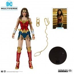 DC MULTIVERSE - WONDER WOMAN 1984 18CM ACTION FIGURE MC FARLANE