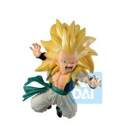 DRAGON BALL SUPER ICHIBANSHO SUPER SAIYAN 3 GOTENKS PVC STATUE FIGURE BANDAI