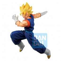 BANDAI DRAGON BALL SUPER ICHIBANSHO SUPER SAIYAN VEGITO VEGETTO 18CM PVC STATUE FIGURE