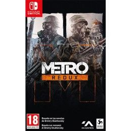 METRO REDUX SWITCH NUOVO