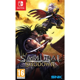 SAMURAI SHODOWN SWITCH NUOVO