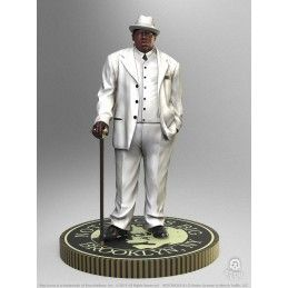 KNUCKLEBONZ RAP ICONZ - THE NOTORIOUS BIG BIGGIE SMALLS STATUE 20 CM RESIN FIGURE