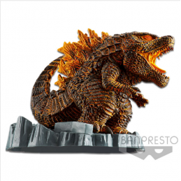 BANPRESTO GODZILLA KING OF MONSTERS - GODZILLA DEFO 2019 STATUE FIGURE
