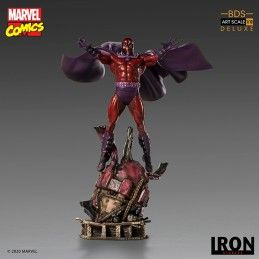 X-MEN - MAGNETO BDS ART SCALE 1/10 30CM STATUE FIGURE IRON STUDIOS