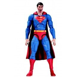 DC ESSENTIALS - DCEASED SUPERMAN ACTION FIGURE DC COLLECTIBLES