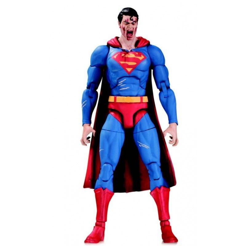 DC ESSENTIALS - DCEASED SUPERMAN ACTION FIGURE DC COLLECTIBLES