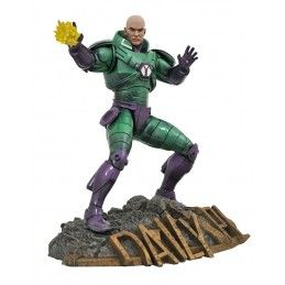 DC GALLERY COMIC LEX LUTHOR GALLERY 25CM FIGURE STATUE DIAMOND SELECT
