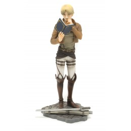 ATTACK ON TITAN - MIKE ZACHARIAS PVC FIGURE STATUE BANPRESTO