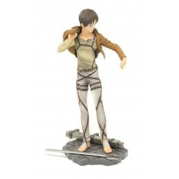 ATTACK ON TITAN - EREN JAEGER PVC FIGURE STATUE BANPRESTO