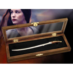 NOBLE COLLECTIONS THE LORD OF THE RINGS - ARWEN HADHAFANG LETTER OPENER REPLICA