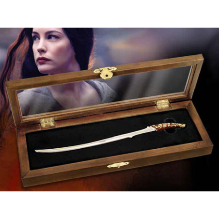 THE LORD OF THE RINGS - ARWEN HADHAFANG LETTER OPENER REPLICA
