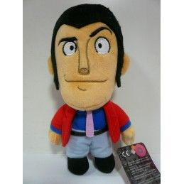 PUPAZZO PELUCHE LUPIN THE 3RD LUPIN 15CM