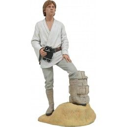 STAR WARS PREMIUM COLLECTION - LUKE SKYWALKER DREAMER 20CM RESIN FIGURE STATUE DIAMOND SELECT