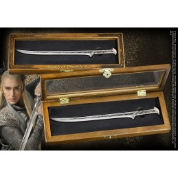 NOBLE COLLECTIONS THE HOBBIT - THRANDUIL LETTER OPENER REPLICA