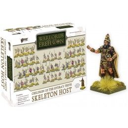 WARLORDS OF EREHWON CHILDREN OF THE HYDRA'S TEETH SET MINIATURES WARLORD GAMES