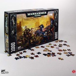 SEMIC WARHAMMER 40000 DARK IMPERIUM 1000 PIECES PEZZI JIGSAW PUZZLE